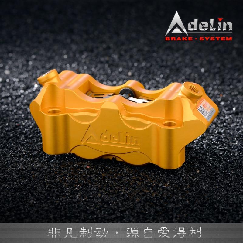 Motorcycle 108mm Brake font b Caliper b font Racing Quality Original Adelin For Honda Yamaha Kawasaki