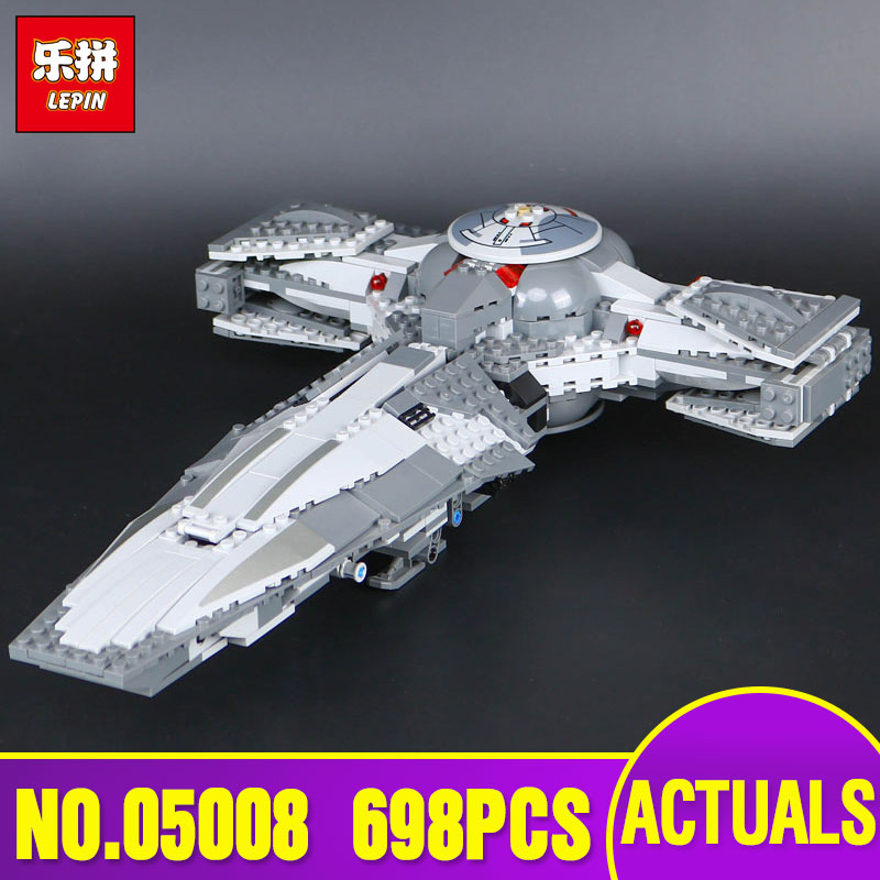 LEPIN 05008 Star The Force Awakens Infiltrator Wars Toy For Boys Building Blocks Bricks Educational Compatible With 70596