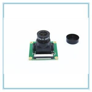 Image 2 - OV5647 5MP Vision nocturne pour Raspberry Pi 3/2 modèle B Module de caméra avec objectif 3.6mm à mise au point réglable avec 32*32mm