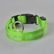 Pet LED Light Light-up Flash Collar