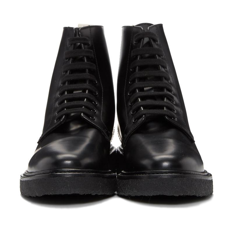 Fsj Bottes Croix Black Taille Bas 4 Bouvier 16 Chaussures Luxe De Liée Mode Robe À Femme Plus Cheville Casual Talons Bout Morceaux Noir Rond Bande rwrES04q
