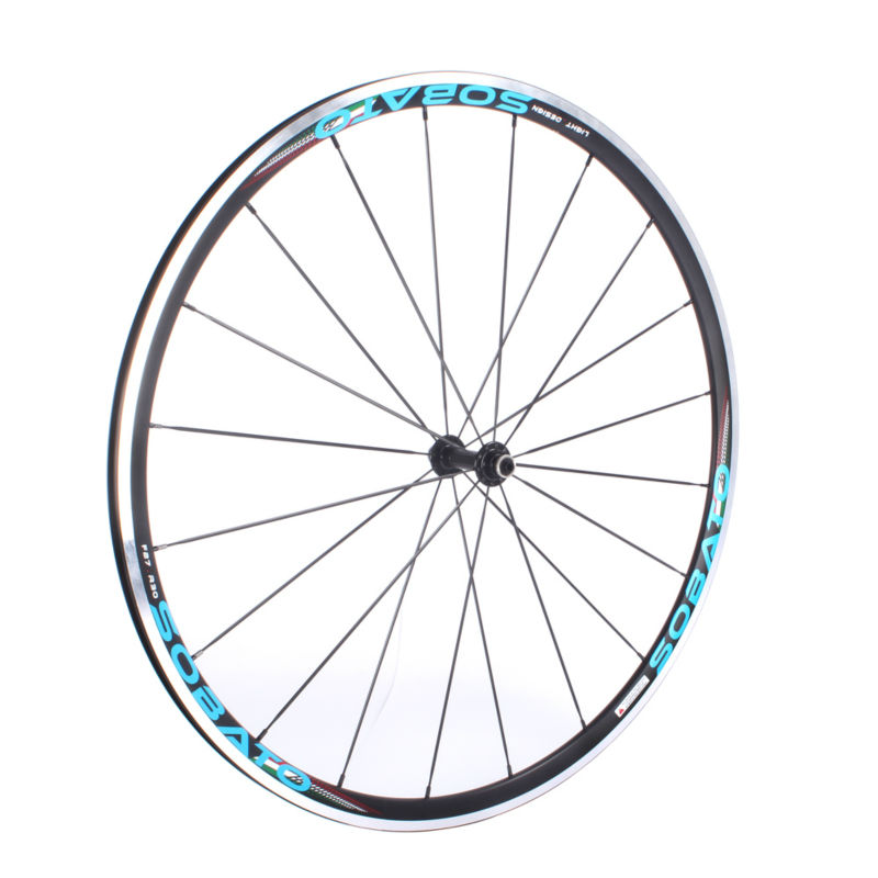 Alloy Wheelset 700C Aluminum wheelsets One pair - Sobato Road bike bicycle Wheels Free Shipping free shipping one pair furutech fi 50 r