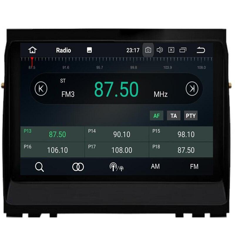 2019 Android 9.0 8 core pour Land Rover Freelander 2 2007 2008 2009 2010 2011 2012 lecteur vidéo multimédia de voiture GPS Navigation DVR
