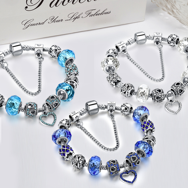 Фото chicvie самодельные подвесные браслеты и браслеты для женщин