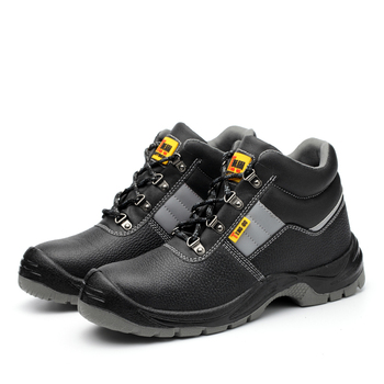AC13005 Safety Shoes With Steel Head Boots Lightweight Security For Mens Cap Toe Practical Sports