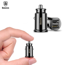 Baseus Universal Mini Car Charger For Mobile Phone