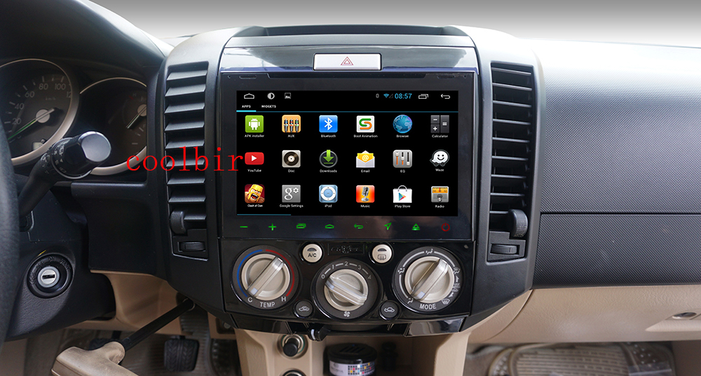 8 inch Mazda bt 50 BT50 BT 50 2006 2011 years Headunit Android 4.4 ...