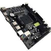 A88 Desktop Motherboard FM2+ Desktop Motherboard Support DDR3 16G Support 7650K VGA HDMI SATA3.0 Portable Size