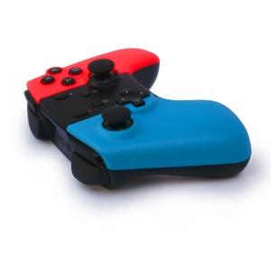 Image 5 - Xunbeifang 10 pçs controlador de jogo sem fio gamepad joystick para interruptor pro n s console jogos acessórios