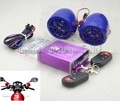 Controle remoto Sem Fio à prova d' água da motocicleta MP3 player de áudio digital tipo + anti-roubo + FM radio para scooter ATV BICICLETA DA SUJEIRA
