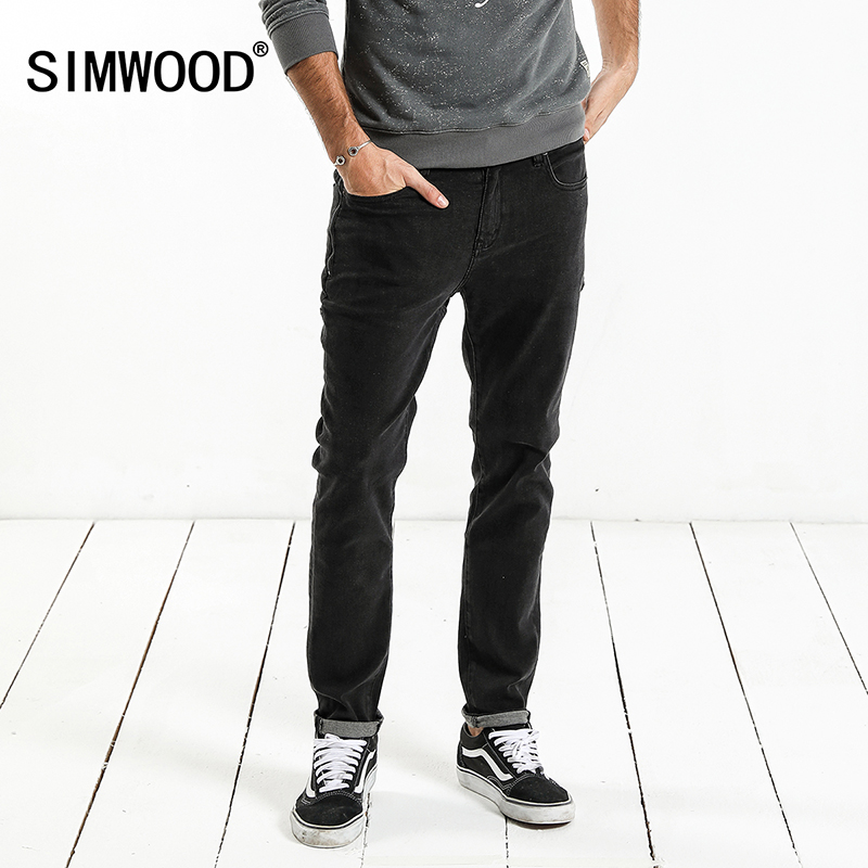 Slim Fit Denim Jeans for Men