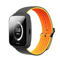 G-сенсор Smart часы Handfree Bluetooth Smart часы телефон сердечного ритма и Приборы для измерения артериального давления Мониторы анти-потерянный MP3-пле...
