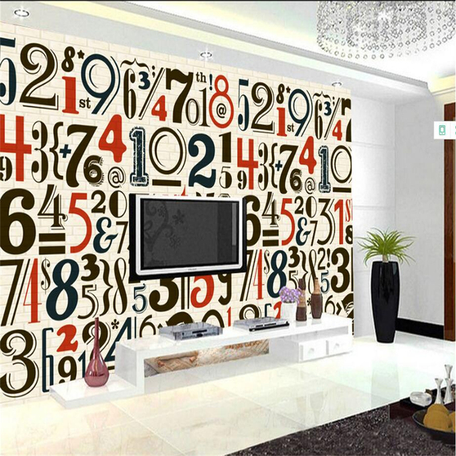 Custom Boys Room Wallpapers Digital Wall Continuous 3d Wall Murals