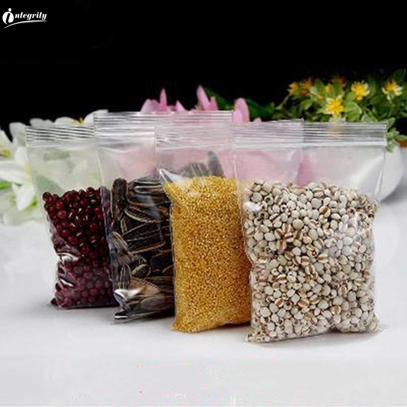 3000pcs/lot16x24cm transparent travel gift packing bag plastic small ziplock clear self seal bags pe
