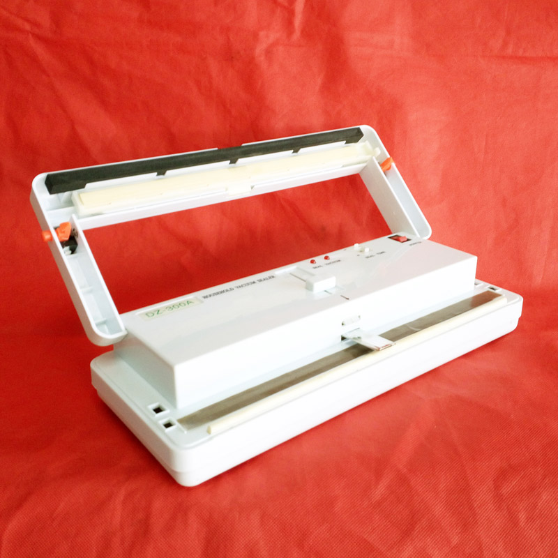 SHENLIN DZ-300A Vacuum Sealing Machine Table Style Bag Sealer Plastic Vacuum Sealer Food Packaging Machine Vacuum Pack 110V/220V