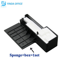 For Epson L110 L110 L120 L210 L220 L300 L303 L335 L350 L351 L353 L355 L381 L400 L455 XP300 XP400 XP312 Waste Ink Tank Pad Sponge original waste ink tank pad sponge for epson l300 l301 l303 l310 l350 l351 l353 l358 l355 l111 l110 l210 l211 me101 me303 me401