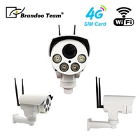 4G LTE wireless IP Camera outdoor 960P 3cctv camera video surveillance ip cameras 1080P ip ptz camera with sim card slot