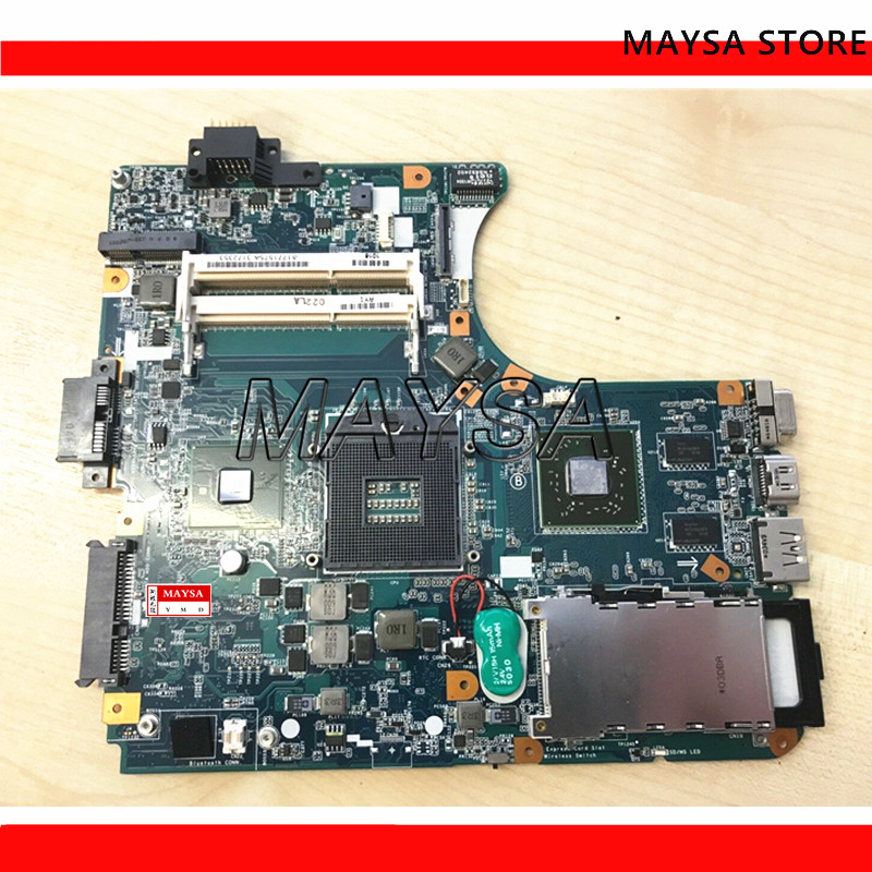 STOCK NEW LAPTOP MOTHERBOARD A1771575A MBX-224 For Sony VPCEB Notebook Pc COMPARE BEFORE ORDER PC