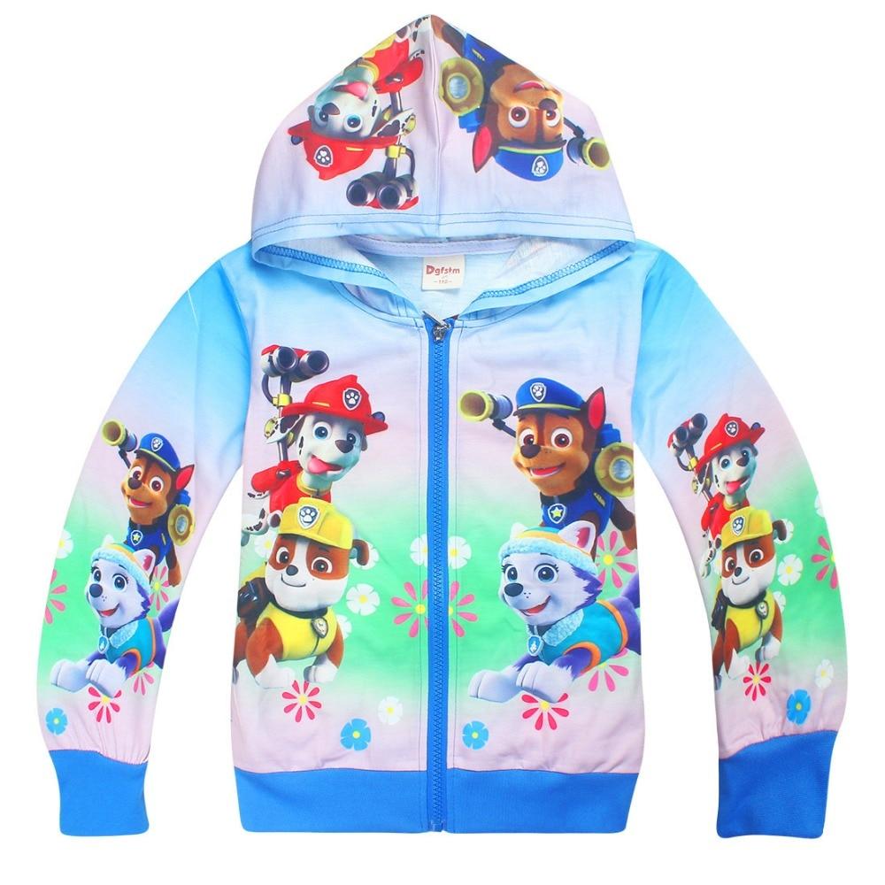new-style-1pcs-Chidlren-girls-boys-top-2017-Spring-Autumn-Outerwear-dog-cartoon-coat-girl-boy-7249-TZ03-1