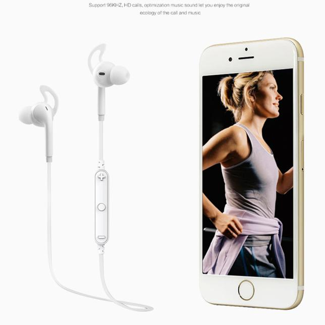 Awei A610BL Bluetooth 4.0 Sports Stereo Sound Earphone with Built-in Microphone 18May18 Drop Ship F