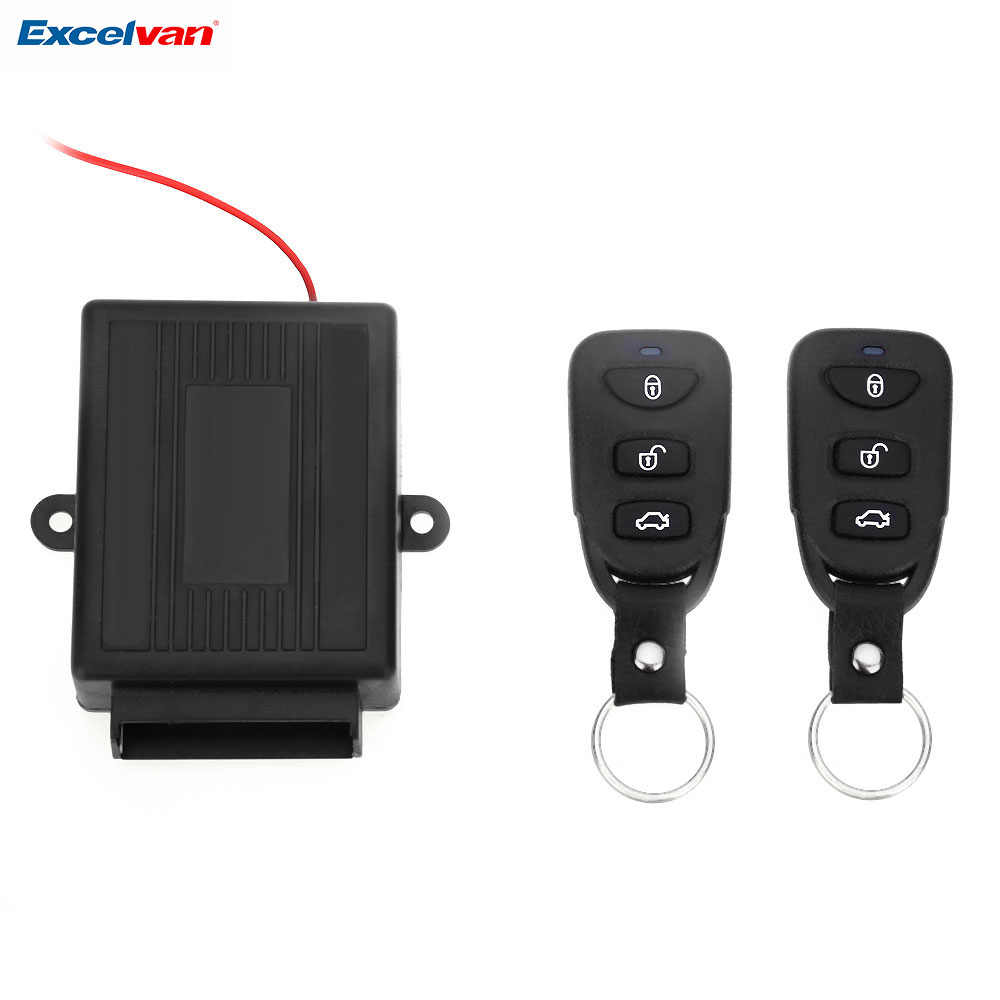 Car Remote Unlocker >> 433 92mhz Universal Car Vehicle Remote Central Kit Door Lock Unlock Electric Lock And Air Lock Window Up Keyless Entry System