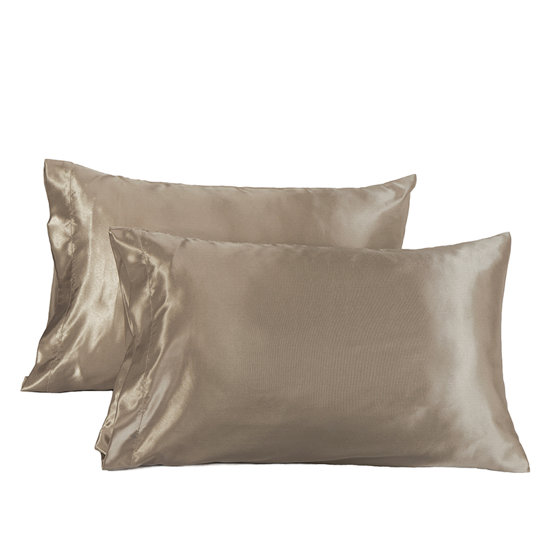 Satin Pillowcase For Hair Fascinating Naturelife Luxury Silk Satin Pillowcase Pillow Cover Skin And Hair