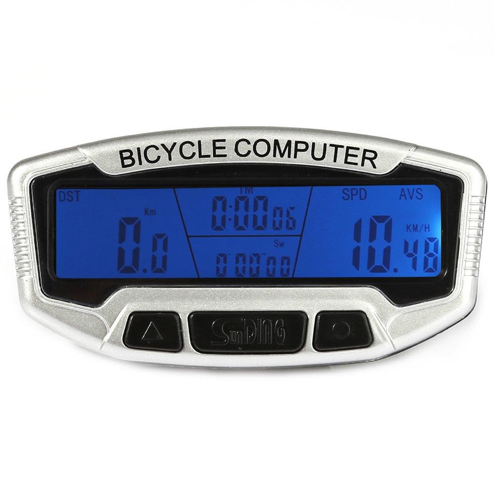Manual bicycle computer sunding manual