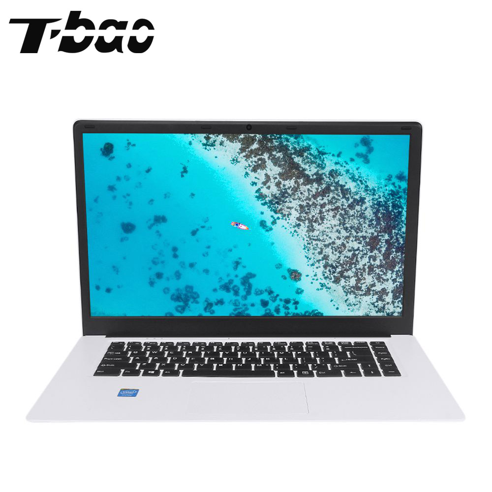 T-bao Tbook R8 Laptops 15.6 inch 4GB DDR3 RAM 64GB EMMC 1080P FHD Screen Intel Cherry Trail X5-Z8350 Computer Laptops Notebook