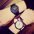 Clássico de Moda de Nova Mulheres Relógio Estilo Simples Top Famosa marca de Luxo de Couro relógio De quartzo Das Senhoras Vestido relógios relogio feminino