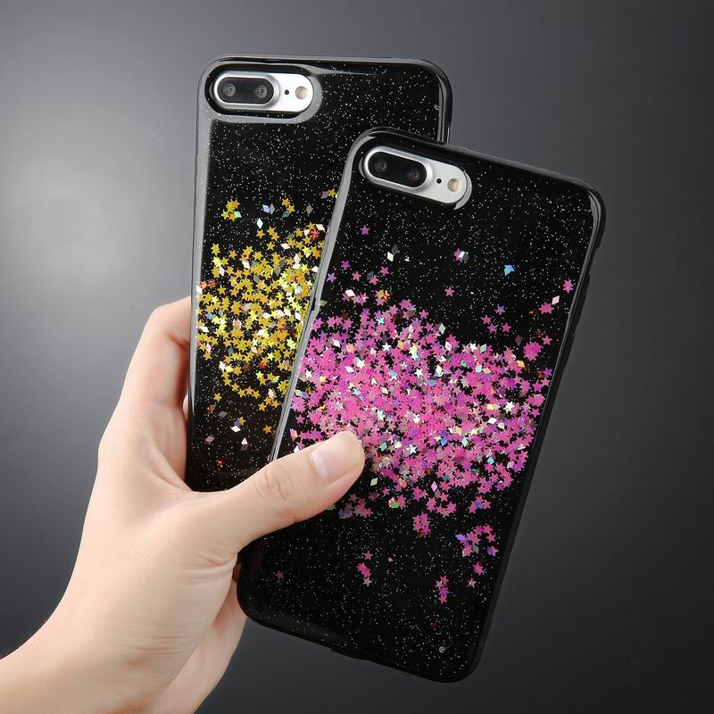 coque iphone 8 sequin