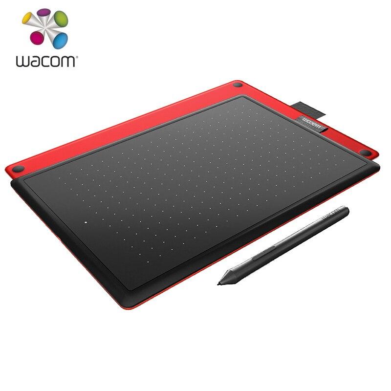 Nouveau Un par Wacom CTL-472 Graphique Comprimés dessin numérique Tablet 2048 Niveaux de Pression + Cadeau Packs + 1 Année Garantie