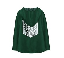 купить cosplay costume for adult attack on titan shingeki no kyojin scouting legion cloak cape anime role cosplay дешево