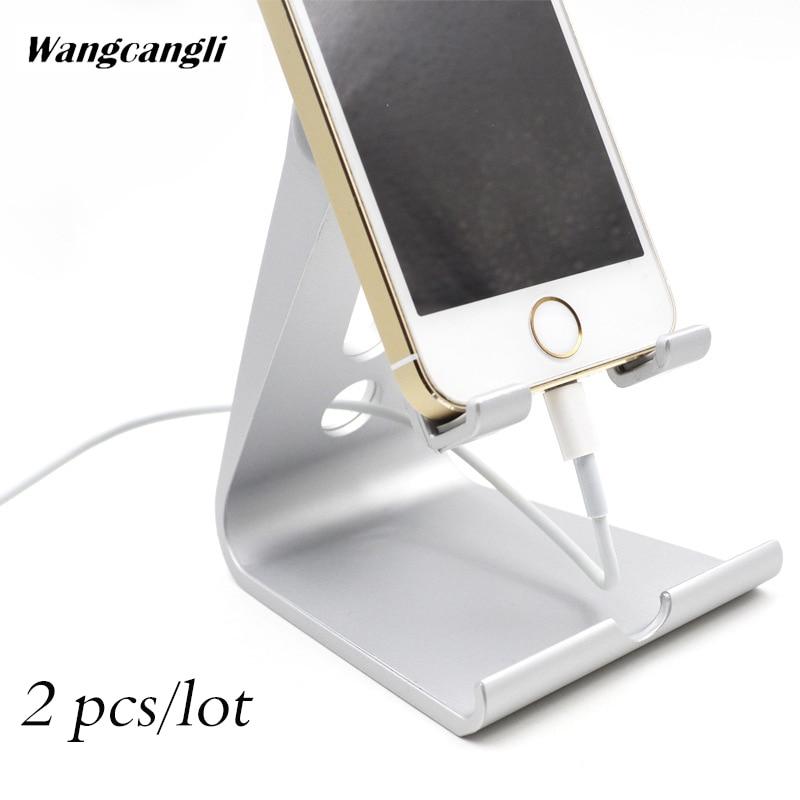 wangcangli ABS anti-slip phone holder Desktop mobile Mobile universal creative multi-functional