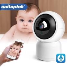 Автоматическое отслеживание Wi-Fi PTZ ip-камера 1.0MP 2MP Детский Монитор ip-камера слежения IR ночное видение беспроводная облачная камера видеонаблюдения Wi-Fi