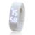 Inteligente Digital de Pulso Esportes Pedômetro Display de Temperatura Relógio Pulseira do sexo Masculino e Feminino Estudantes Relógios USB