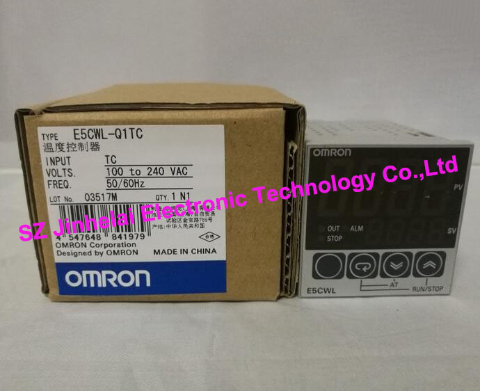 E5CWL-R1TC,  E5CWL-Q1TC   New and original OMRON  AC100-240V q and q q887 100