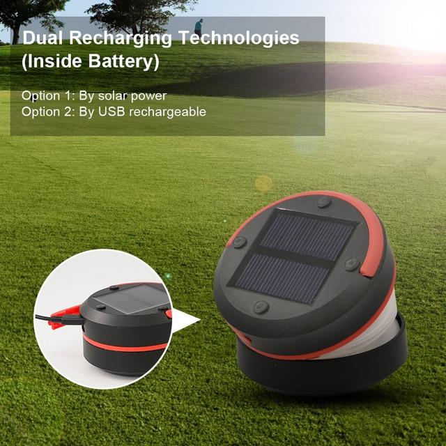 BRILEX Solar Portable Lamp