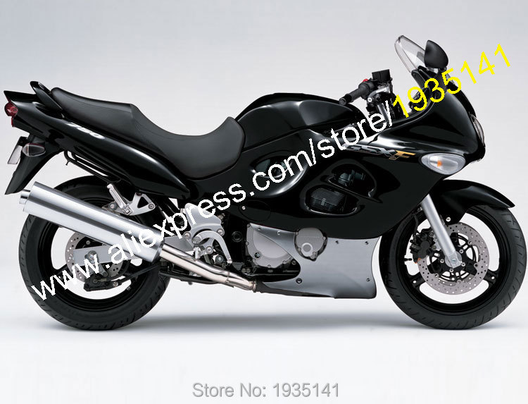 Hot Sales,For Suzuki Katana GSX600F GSX750F 03 04 05 06 GSX-600F GSX-750F 2003 2004 2005 2006 Black Gray Motorbike Fairing Kit комбо для гитары boss katana mini
