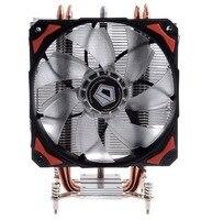 4pin PWM 120mm LED CPU Cooler Fan 4 Heatpipe TDP 150W Cooling For LGA 1151 115x