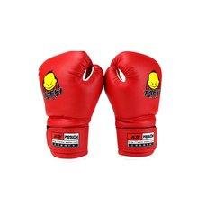 5eb403c59 1 par Durável Luvas de Boxe Criança Dos Desenhos Animados de alta Qualidade  Pontapé Sparring Punhos