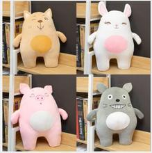 WYZHYPig warm hand pillow cute cartoon animal winter cold birthday gift  42X45CM