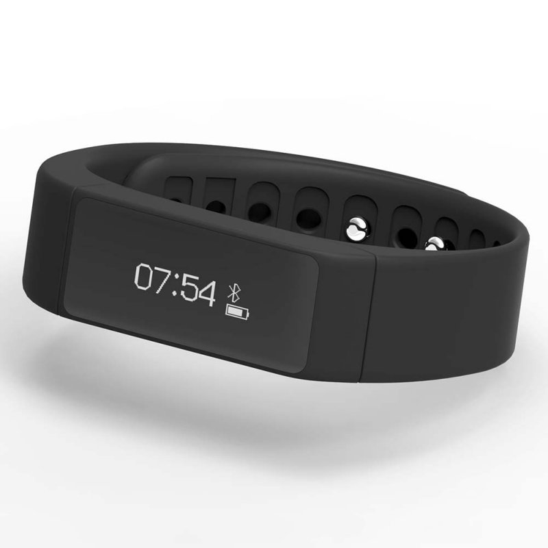 New Arrival 2017 I5 Plus Smart Bracelet Bluetooth 4 0 Screen Fitness Tracker Health Wristband Sleep