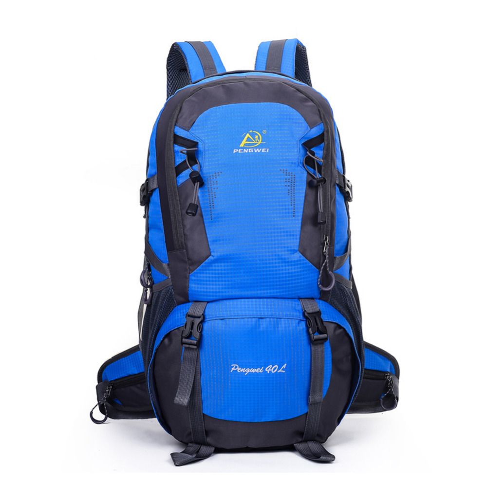 High Quality Waterproof Professional Climbing Bag Back pack 40L Large Capacity Outdoor Sport Camping Hiking Travel Backpack safrotto high quality photographic outdoor travel waterproof large trolley case bag casual shockproof photo backpack