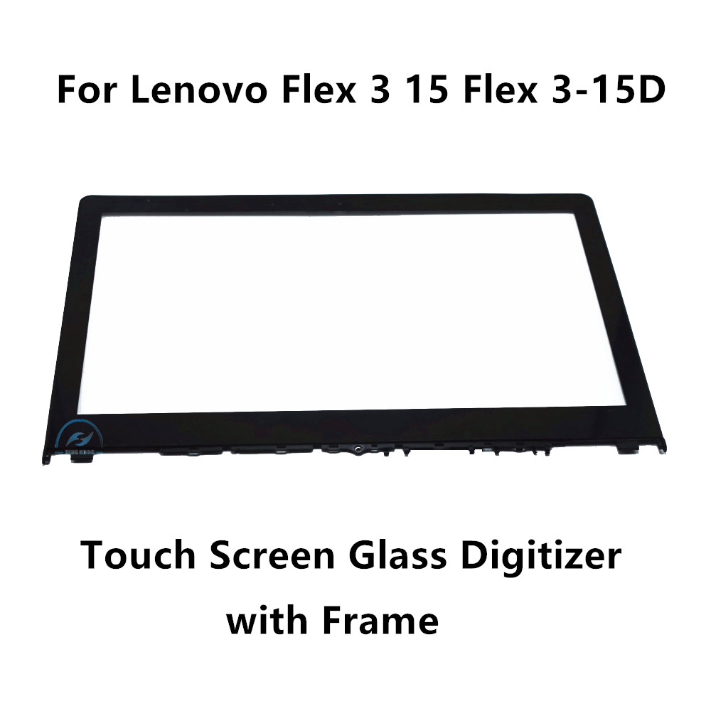 Genuine for Lenovo Flex 3 15 Flex 3-15D 80JM 80KO Flex 3-1580 80R4 Touch Screen Digitizer Glass Lens Replacement Repairing Part lowell lw 14947c
