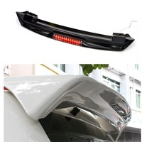 3 Colors Car Modification Tail Spoilers Wings For Toyota Land Cruiser Prado 120 FJ120 Outer Accessories