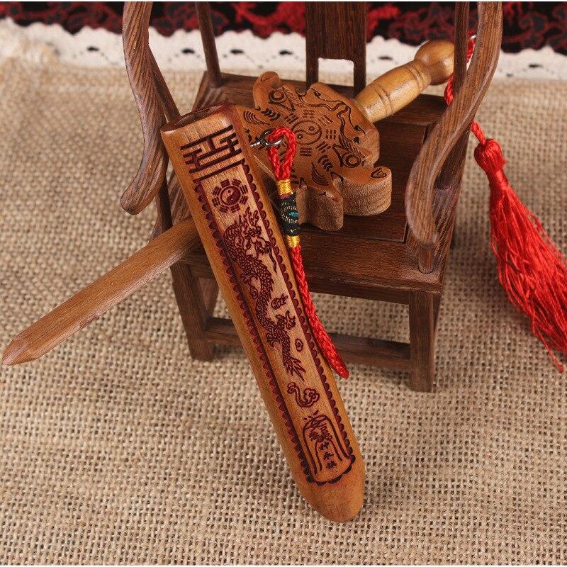 20cm Yeni Çin üslubunda Dragon Naxış Heykəltəraşlığı - Ev dekoru - Fotoqrafiya 2