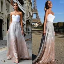 new arrival 2019 bohemian off shoulder mesh robe sexy polka dot glitter sequin dress for wedding party maxi dresses for women sexy off the shoulder 3 4 sleeve polka dot dress for women