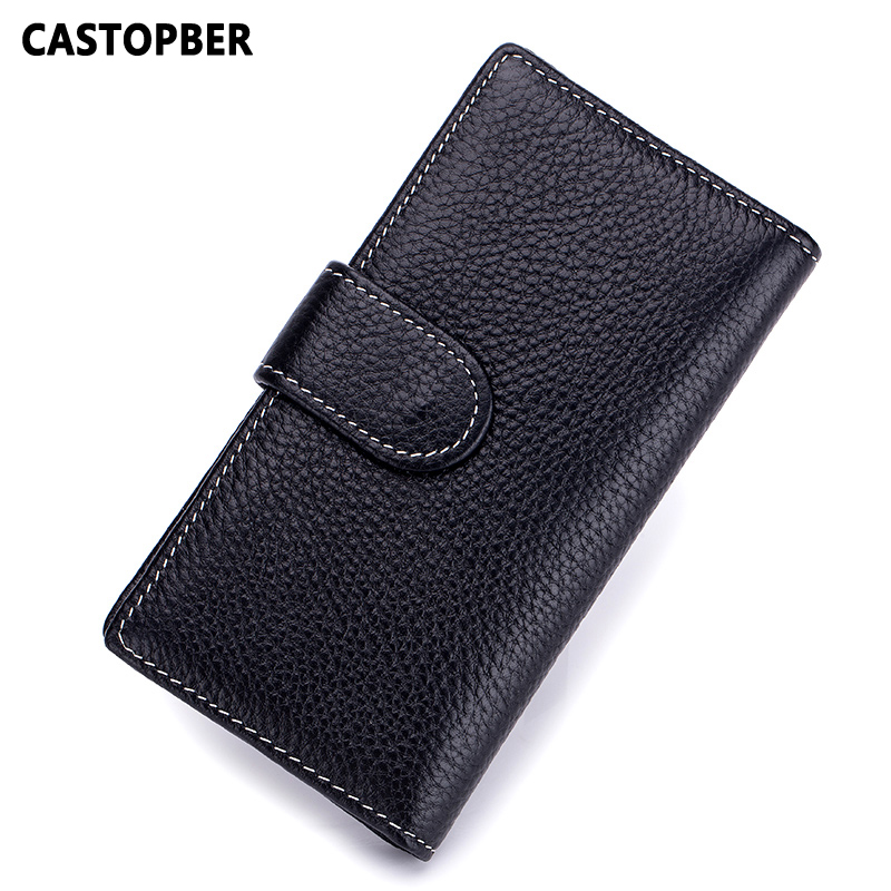 Designer Wallets Famous Brand Women Wallet 2017 Long Purse Cowhide Genuine Leather Fashion Men Wallets Female High Quality Lady wireless waiter service call pager table system competitive price 433 92mhz for restaurant 2 display 2 watch 16 call button