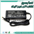 Free Shipping! 5pcs/lot AC Laptop Charger 18.5V 3.5A Power Supply For HP X1000 500 520 540 v3000 CQ510 515 516 ze2000 dv4000