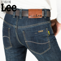 Famous Brand Jeans Men Men'S Mannen Vaqueros Blue Slim Denim Casual Big Size Biker Jeans Designer Classical Fashion